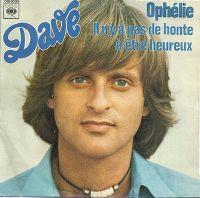 Cover Dave [NL] - Ophélie